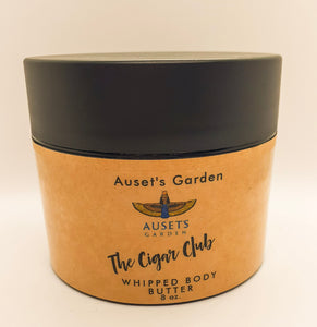 The Cigar Club - Whipped Body Butter