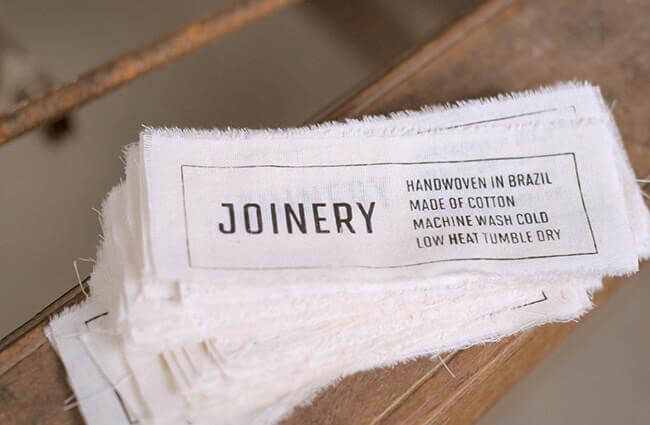 The Citizenry & Joinery Collab
