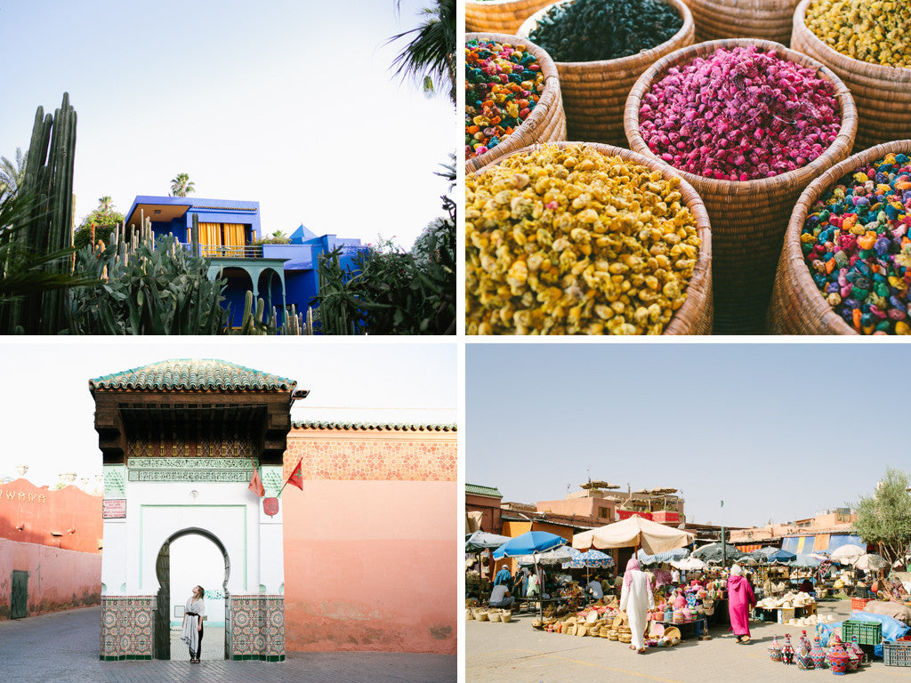 Field Notes // Marrakech Travel Guide – The Citizenry