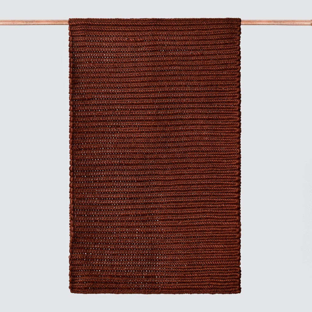San Gil Accent Rug - Tobacco image