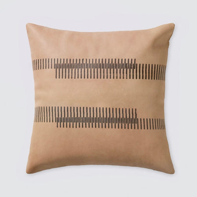 Amer Leather Pillow