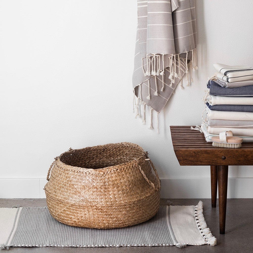 Grey Bathroom Rug And Towel Sets Striped Towels The