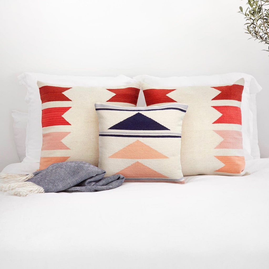 alpaca throw blanket and pillow set the citizenry