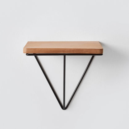 Londres Floating Table   Black