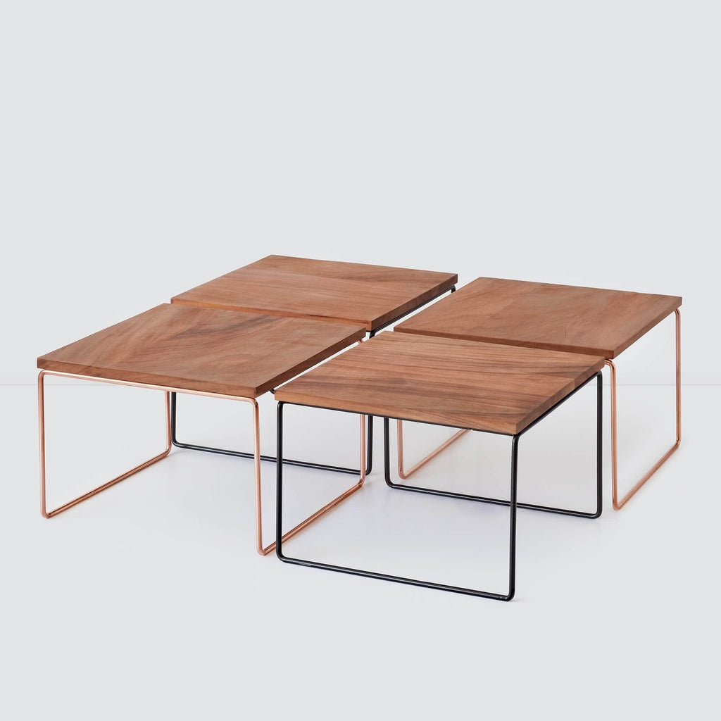 Modular Coffee Table Black The Citizenry