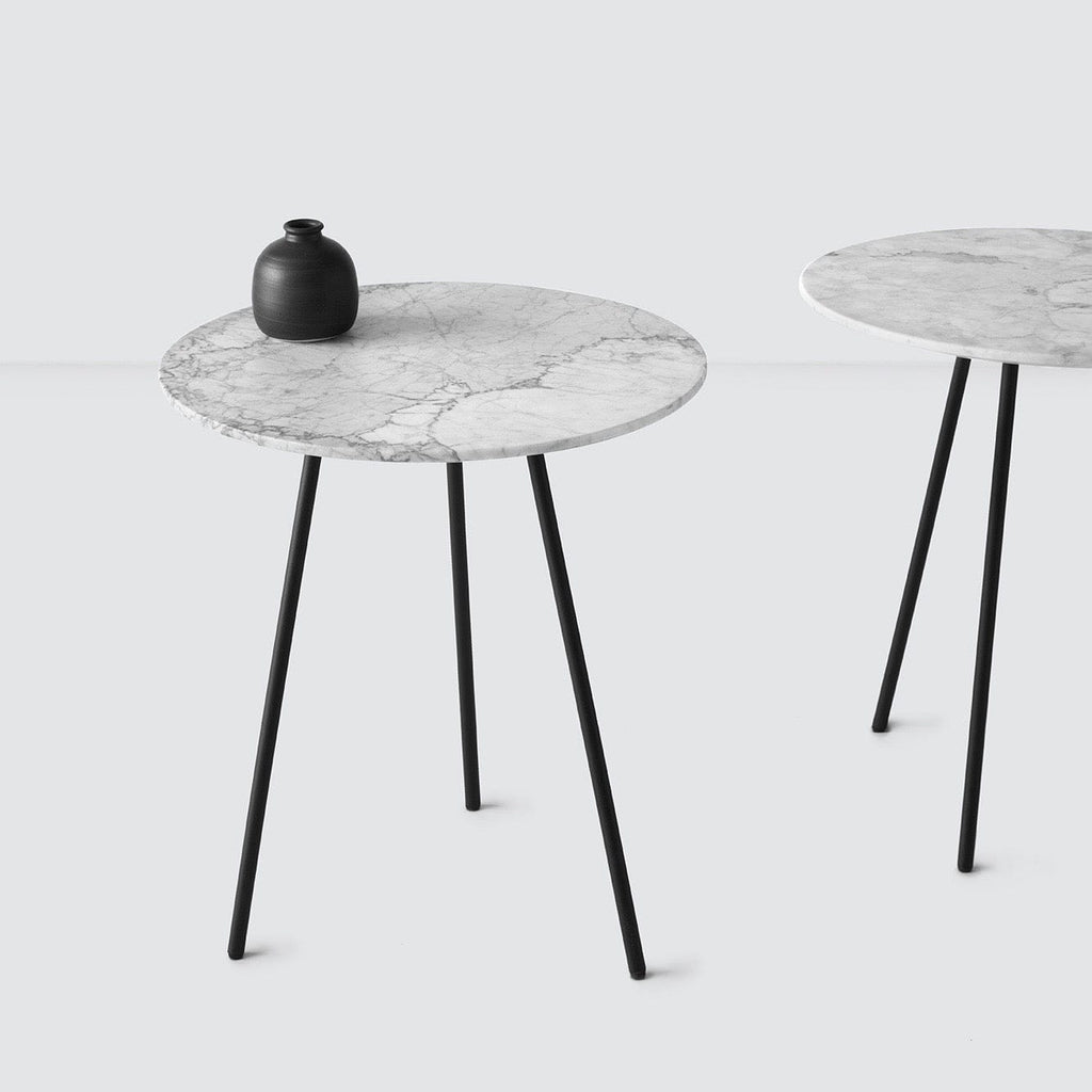 black square modern front gleam table marble base eurway chrome dressed side by top metal temahome