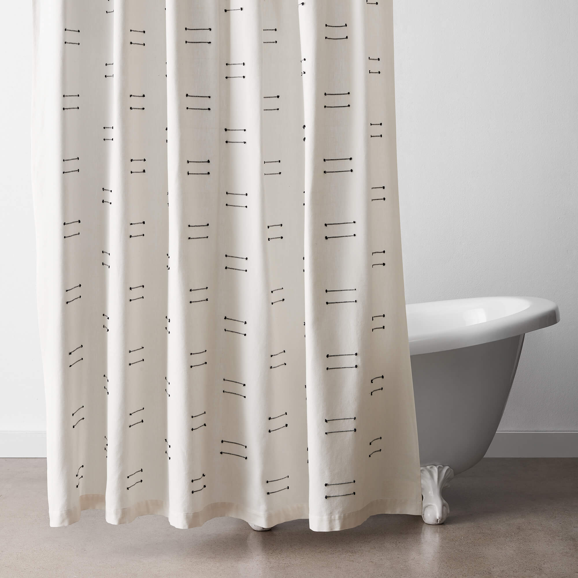 Chilka Shower Curtain The Citizenry