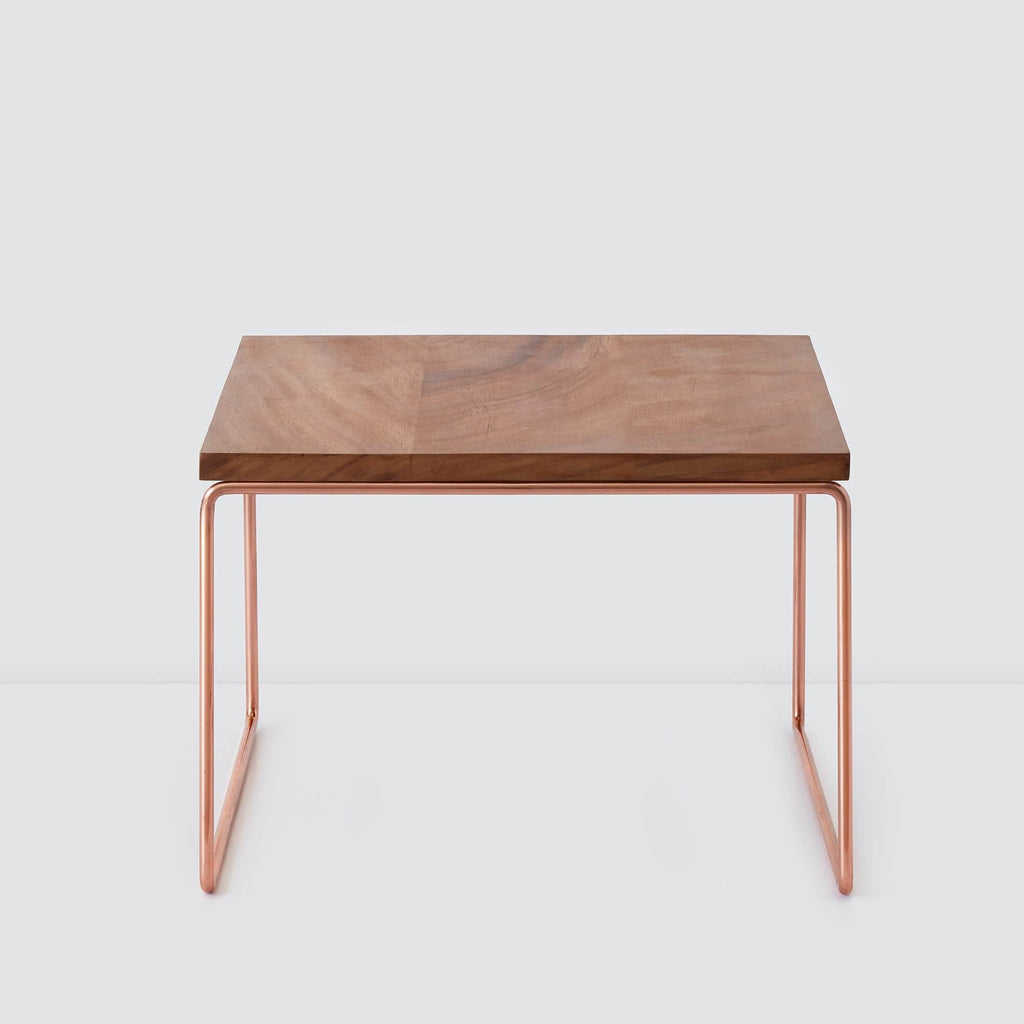Modular coffee table copper the citizenry for Modular coffee table