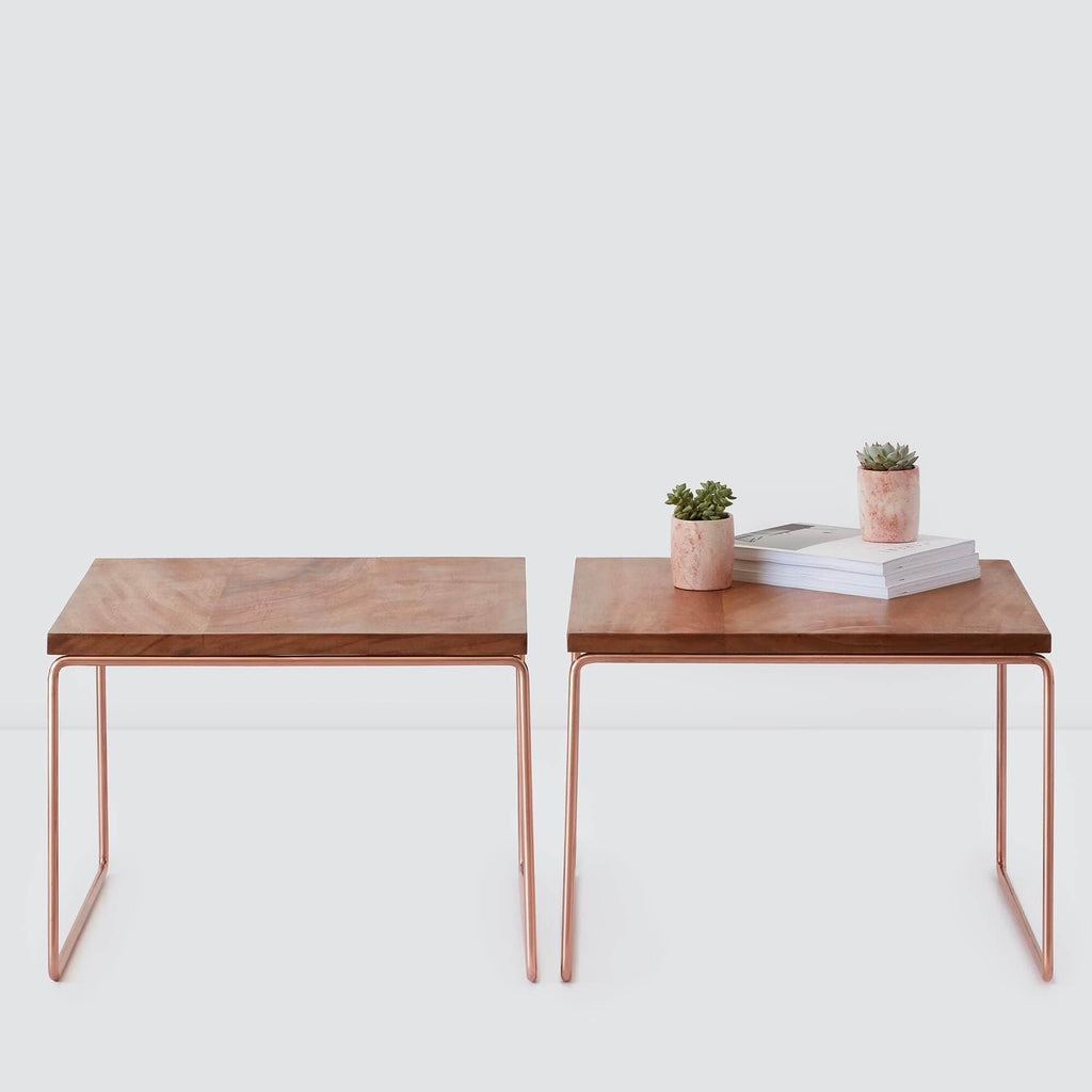 Londres Modular Table   Copper