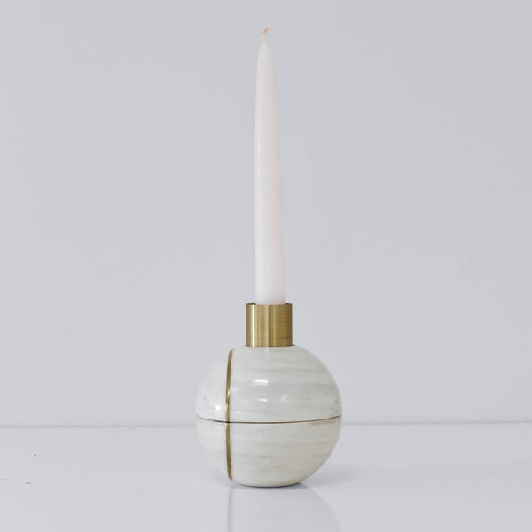 Hauri Candleholder - Light