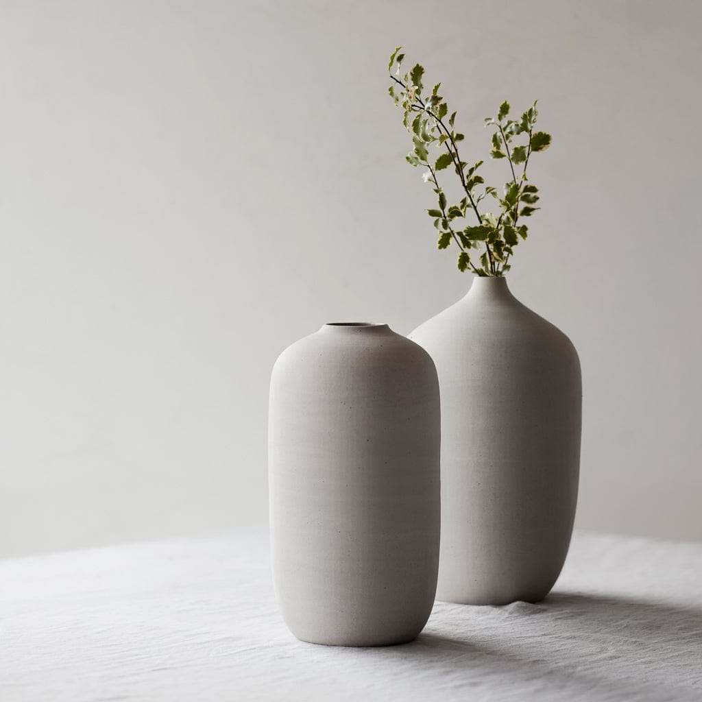 Loma Table Vases Minimal Ceramic Vases At The Citizenry