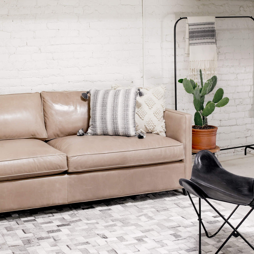 Cowhide Patchwork Rug | 8 x 10 Rugs – The Citizenry