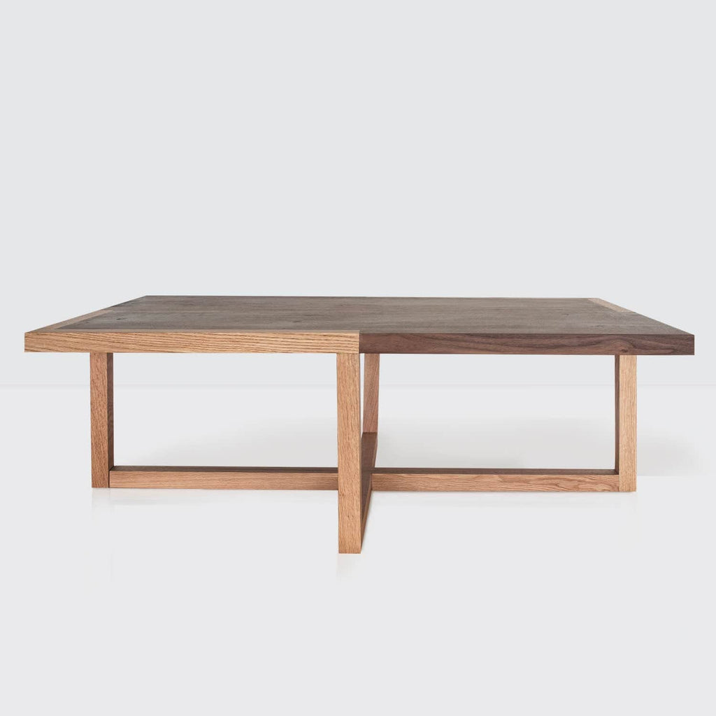 Places To Coffee Tables Rectangular Wood Coffee Table Moroccan Decor The Citizenry