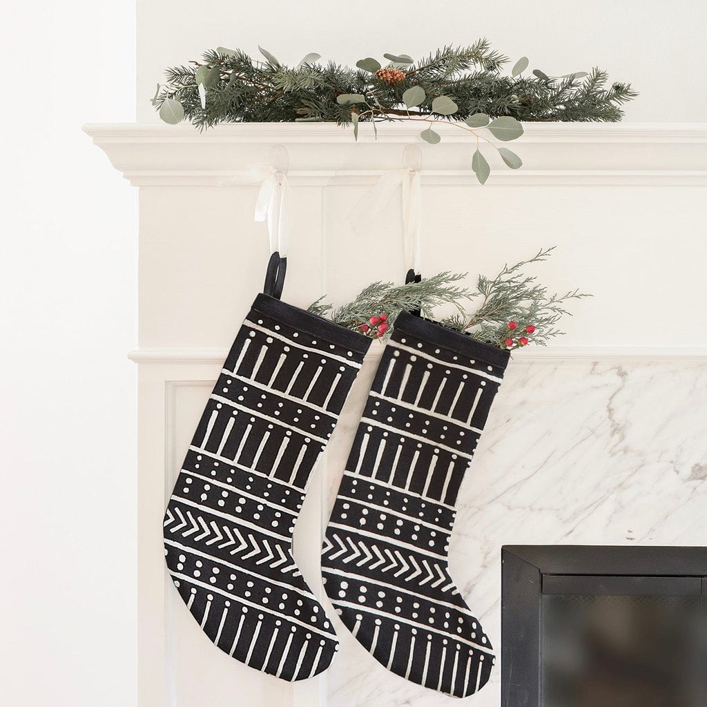 sold out - Modern Christmas Stockings