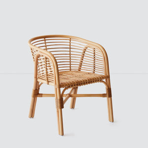 Lombok Rattan Lounge Chair - Chair Only