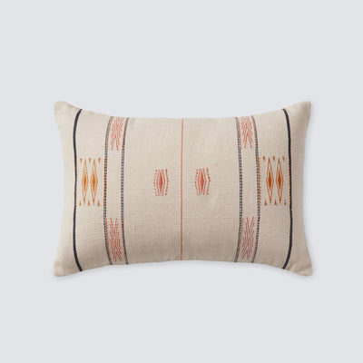 Sumi Handwoven Cotton Pillow