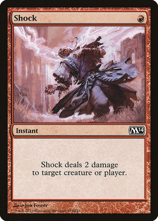 Shock [Magic 2014] | The CG Realm