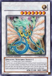 Ancient Fairy Dragon [CT06-EN002] | The CG Realm