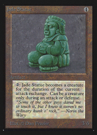 Jade Statue (CE) [Collectors' Edition] | The CG Realm