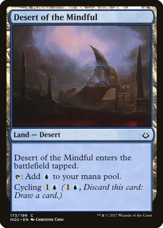 Desert of the Mindful [Hour of Devastation] | The CG Realm