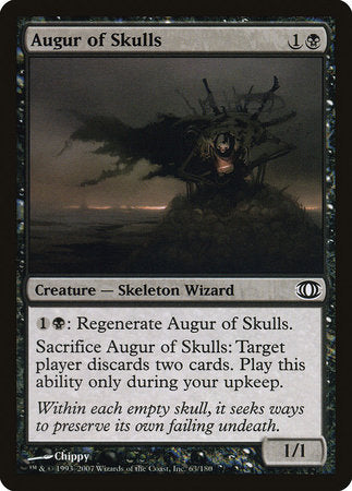 Augur of Skulls [Future Sight] | The CG Realm
