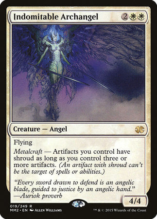 Indomitable Archangel [Modern Masters 2015] | The CG Realm