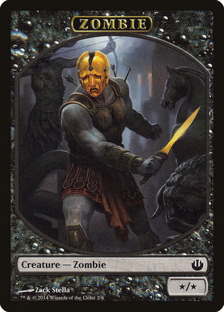 Zombie Token [Journey into Nyx Tokens] | The CG Realm