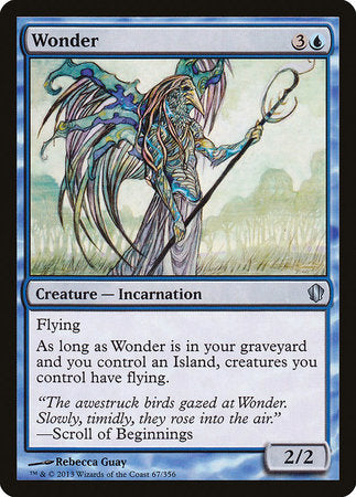 Wonder [Commander 2013] | The CG Realm