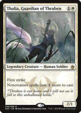 Thalia, Guardian of Thraben [Masters 25] | The CG Realm