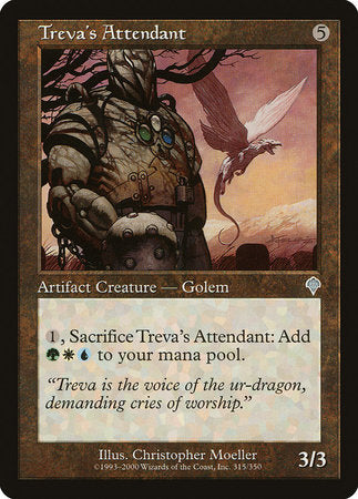 Treva's Attendant [Invasion] | The CG Realm