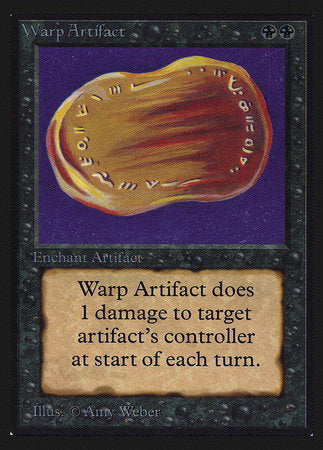 Warp Artifact (CE) [Collectors' Edition] | The CG Realm