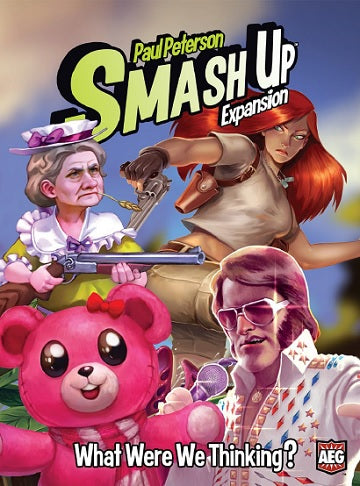 SMASH UP: WHAT WERE WE THINKING? | The CG Realm