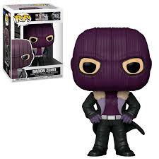 POP! The Falcon and the Winter Soldier Baron Zemo | The CG Realm