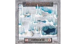 BATTLEFIELD IN A BOX: ICE CAVERNS 10PC | The CG Realm