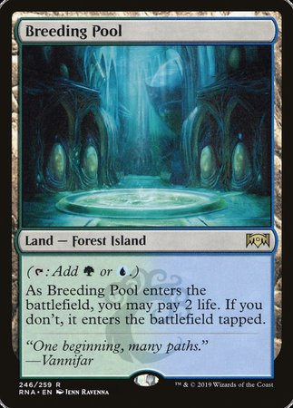 Breeding Pool [Ravnica Allegiance] | The CG Realm
