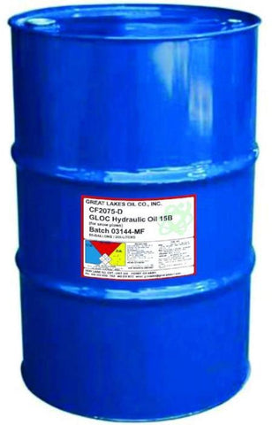 GLOC Hydraulic 15B Snowplow Oil