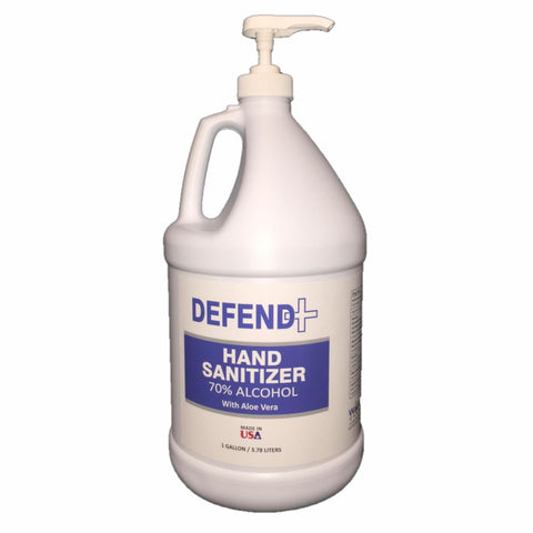 DEFEND Plus Alcohol Hand Sanitizer