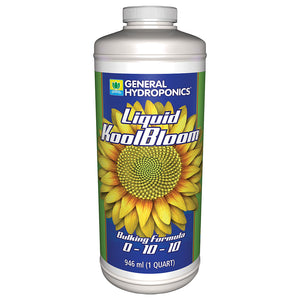 General Hydroponics KoolBloom Liquid, qt