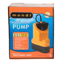 Load image into Gallery viewer, Mondi Utility Pump, 1585 gph