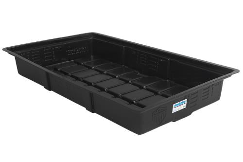 Duralastics ID Tray 2 ft x 4 ft - Black