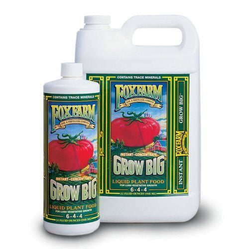 FoxFarm Grow Big Concentrate