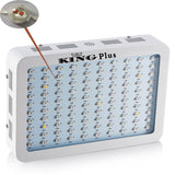 King Plus 1000w LED Grow Light -  Full Spectrum