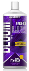 Rx Green Solutions Part B Bloom Reproductive Growth