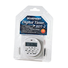 Blueprint Digital Timer 120V, BDT-2