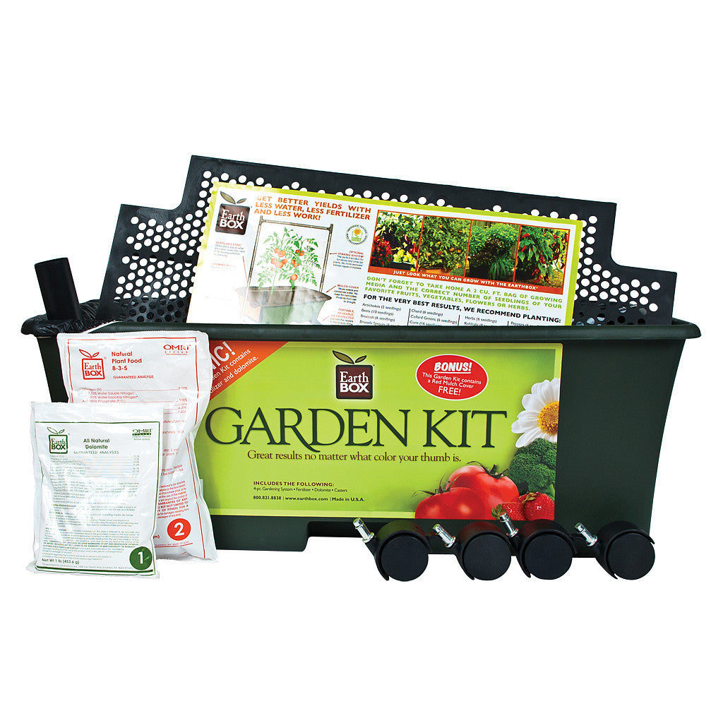 EarthBox Organic Garden Kit Green