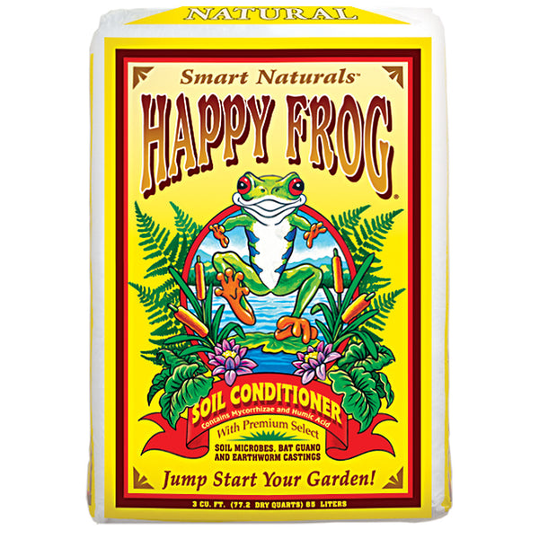 Happy Frog Soil Conditioner, 3 cu ft