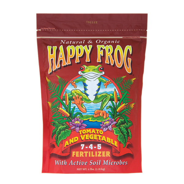 Happy Frog Tomato and Vegetable, 4 lb