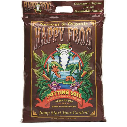 FoxFarm Organic Happy Frog Soil 2 cu feet