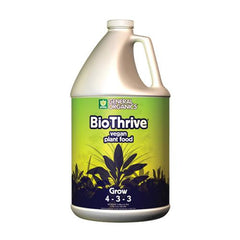 GH General Organics BioThrive Grow, 1-Quart