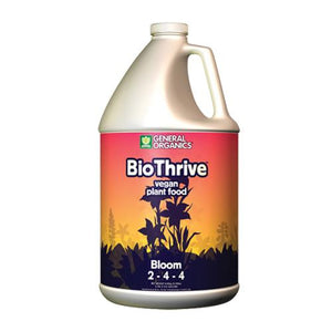 GH General Organics BioThrive Bloom, 1-Quart
